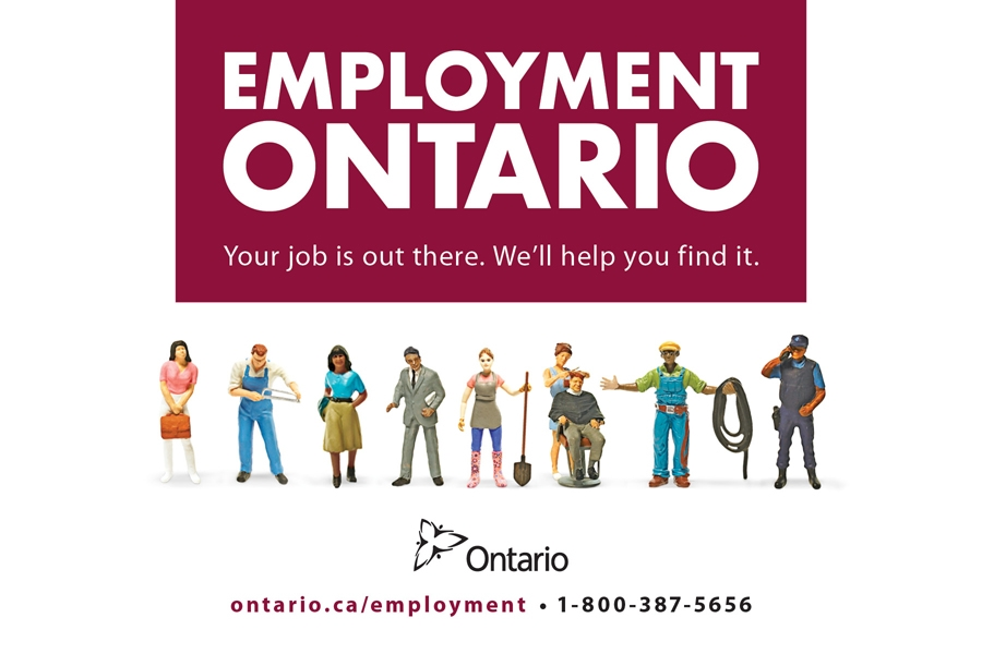 Here is an employment ontario image you can use as wallpaper for